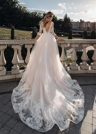 Свадебное платье Lotus