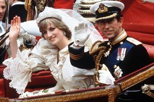 Самые знаменитые королевские свадьбы