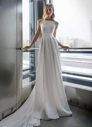 Свадебное платье Illusion