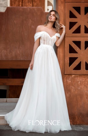 Свадебное платье Ollivia