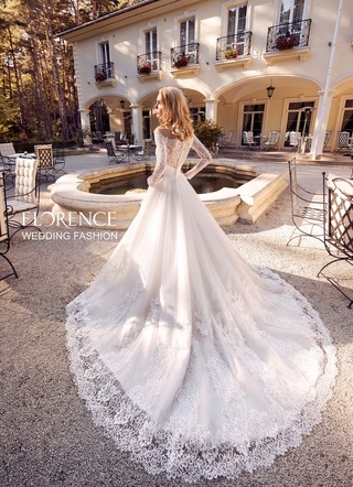 Свадебное платье Monarshe