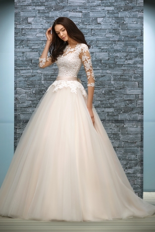 Свадебное платье Isida