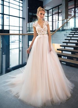 Свадебное платье Shell